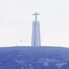 Statue of Jesus, Lisbon, 1973