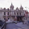 Monte Carlo casino, 1973 (stand for rally)