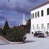 Fatima, Portugal, 1973, Convent where we had dinner