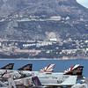 Monaco from USS FD Roosevelt 1977