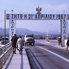 Corinth Canal, Greece, 1973,