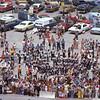 USS FD Roosevelt homecoming 1977