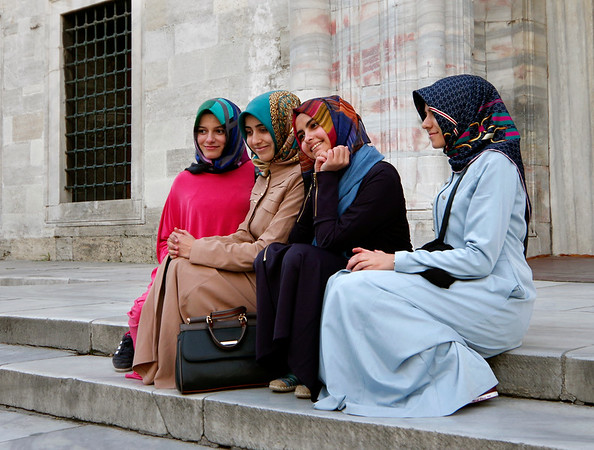 Islamic Girls -2015