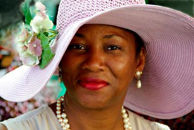 Lavender Hat - 2008