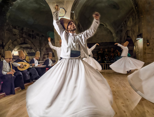 Whirling Dervish -2015 *