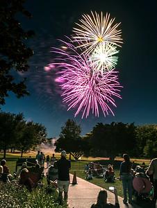 duPont Fireworks - 2018