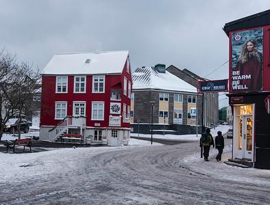Reykjavik Winter Walk - 2018