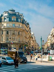 Paris Corner - 2009