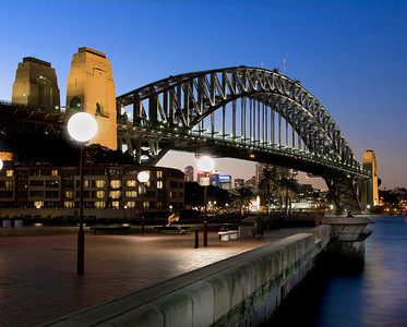 Sidney Harbor Bridge - 2010