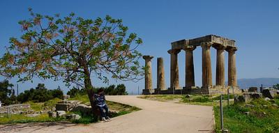 Ruins at Ephesus - 2015
