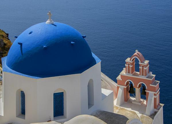 Santorini Chapel - 2015 *