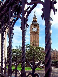 Ben through Fence - 2007