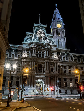 Phialdelphia City Hall - 2017