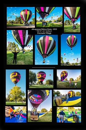 Balloon Fiesta  Poster - 2019