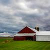 Michigan Red Barn No. 1