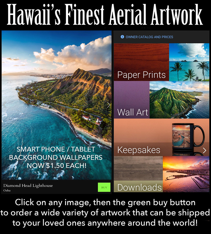 HAWAII FINEST AERIAL ARTWORK