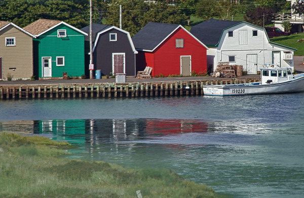 French River Harbor<br /> Prince Edward Island, Canada