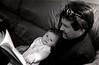 Harry and Sarah reading