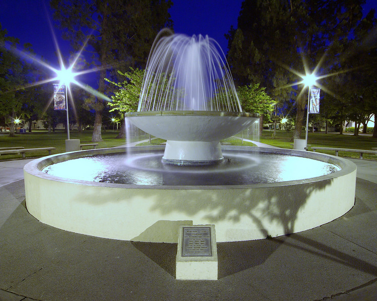 Water Fountain @ CSUF
