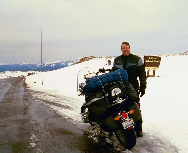 Larry June 03 Beartooth Pass
