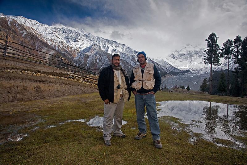 Fairy Meadows, Himalayan range, Pakistan