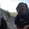 En Route to Half Dome adventure