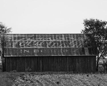 Old Barn-