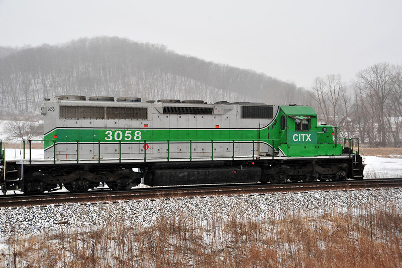 Winter Train - 06
