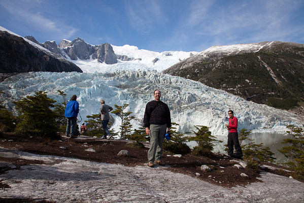 1603 - Me w glacier from hike