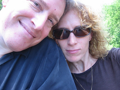At Oxbow park, on July 4, 2007