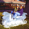 "Kevin and Laurie Petty of Dazzling Ice Sculptures in Loveland Colorado. Serving all of Colorado with cool ice sculptures and carving.  <a href=""http://www.dazzlingice.com"">http://www.dazzlingice.com</a>"