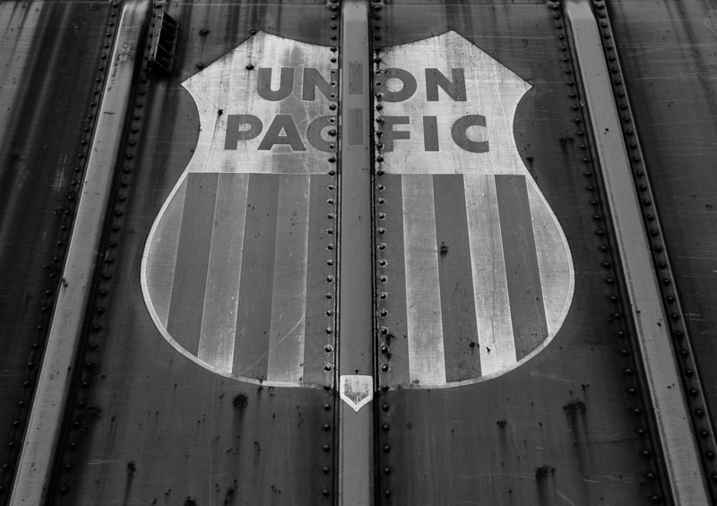 Union Pacific logo - 1