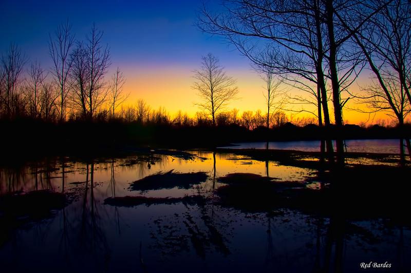 Back-Lake-Twilight-Flooded