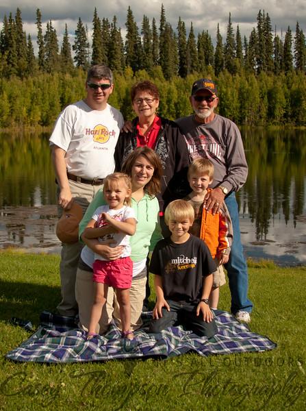 AK Thompsons Gpa and Gma - August 2011-7037