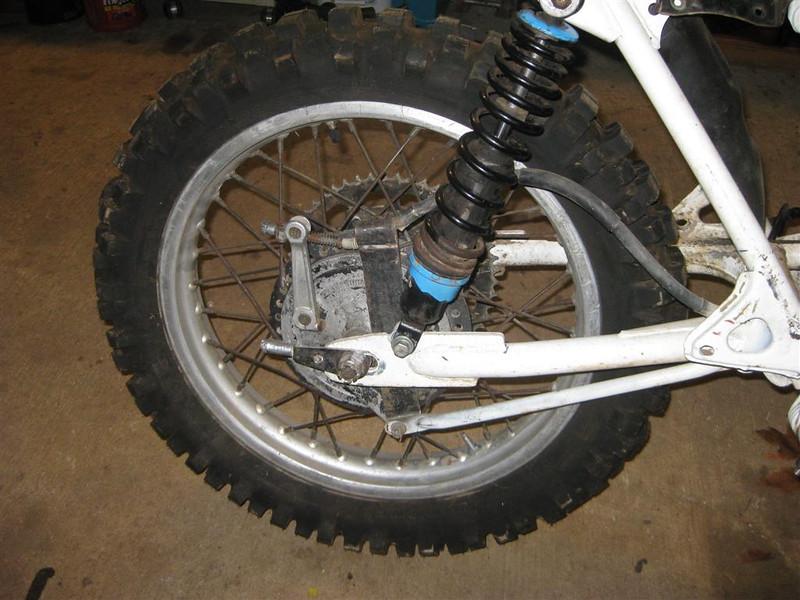YZ360 wheel 1