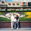 Ford Family at Disneyland