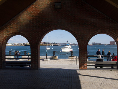 Arches, Long Wharf Boston