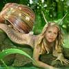 Me as a snail!