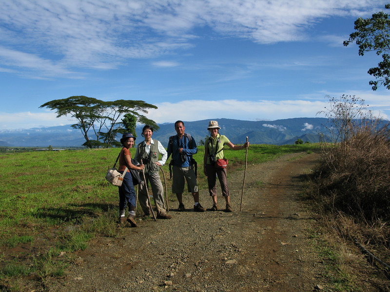 January 2009<br /> <br /> On the way down from Mt. Kitanglad.