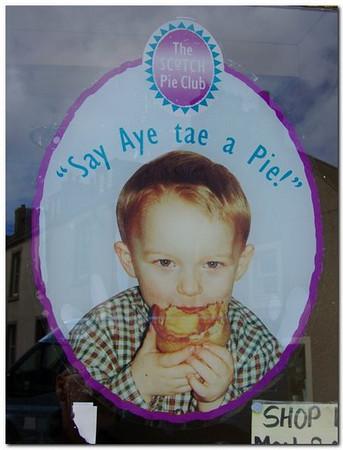Pie aye