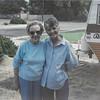Mom and Gladys Jenkins  9-29-90