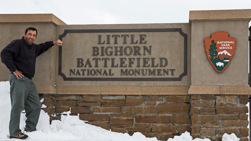 Little Bighorn Battefield