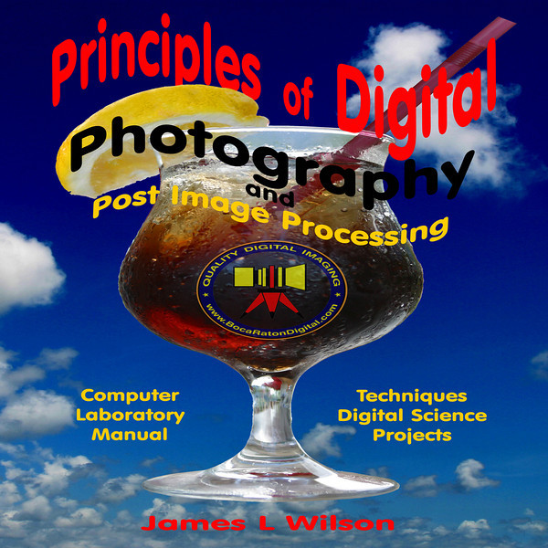 Computer Lab Manual for digital imaging instruction utilized at Universities and Photo Clubs