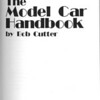 Model Car book Tab