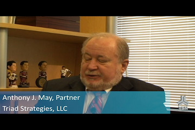 Triad Strategies' Tony May sat down with David W. Patti, President and CEO of the Pennsylvania Business Council and discussed the impact of legal reform on Pennsylvania's economy - February 9, 2011 - Part 5 of 6 - On Job Creation and Medical Malpractice