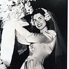Janet Elizabeth Jacobson on wedding day
