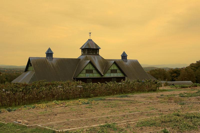 Farm Barn Shelburne Farms