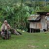 Tim Fisher in Mt. Kitanglad, Bukidnon.