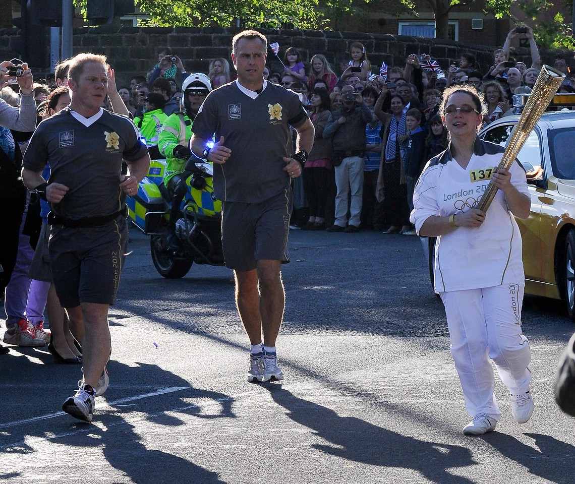Olympic Torch (1 of 3)