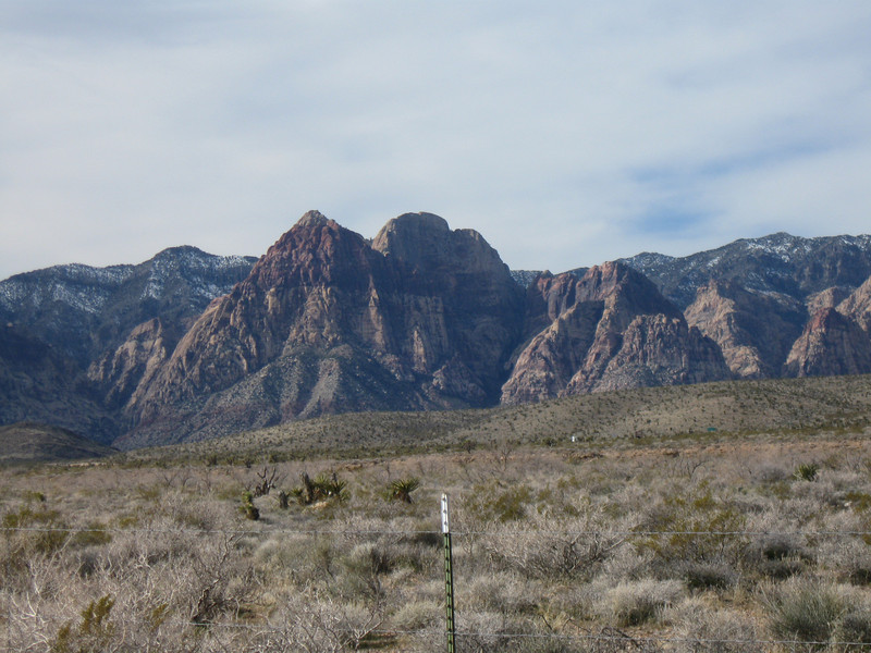 Red Rock area, Las Vegas